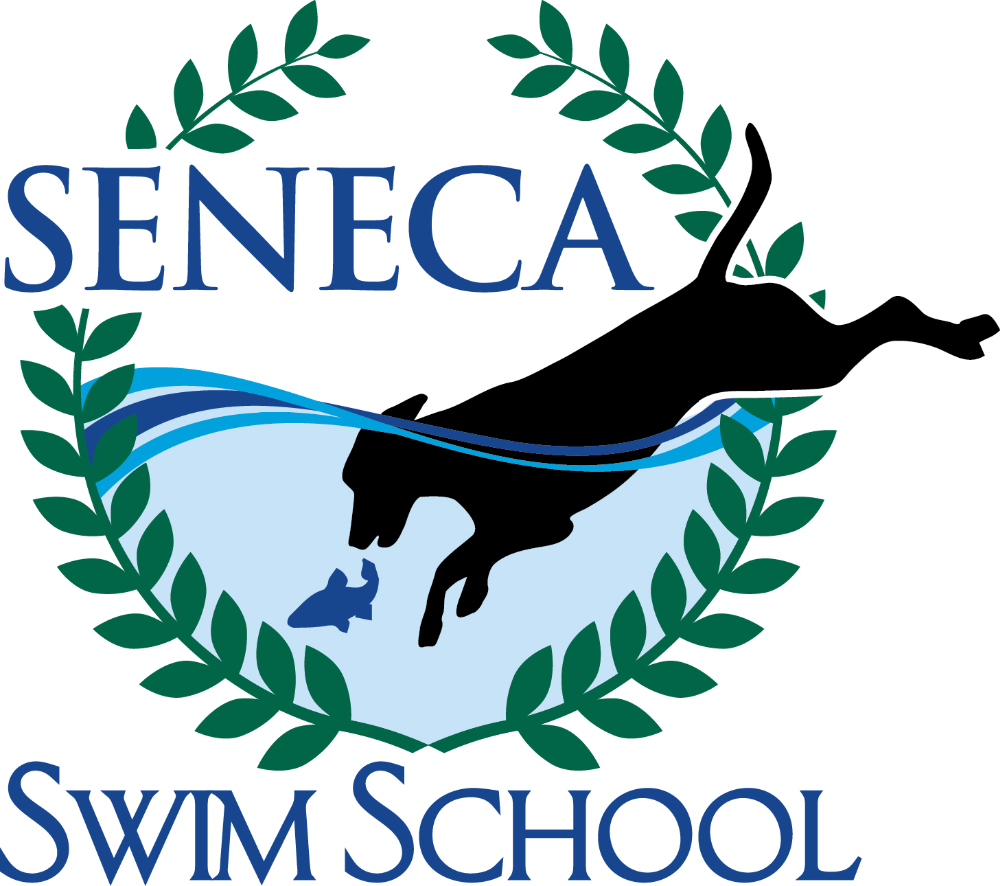 Swimming Lessons Logo we Offer Swim Lessons For